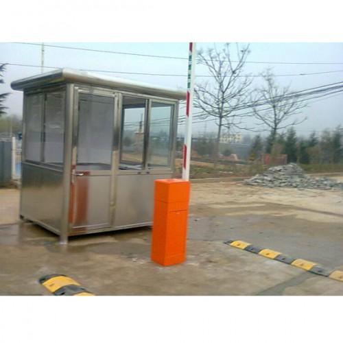 铸钢减速带施工案例